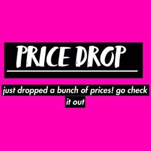 Other - PRICE DROP! DISCOUNTED SHIPPING today